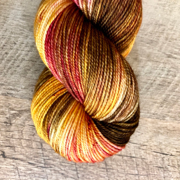 Monthly Colorway- Luscious Fingering October '18 Candy Bar