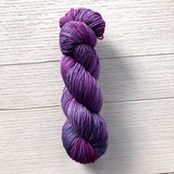 Monthly Colorway- Luscious Fingering November '20 Eggplant