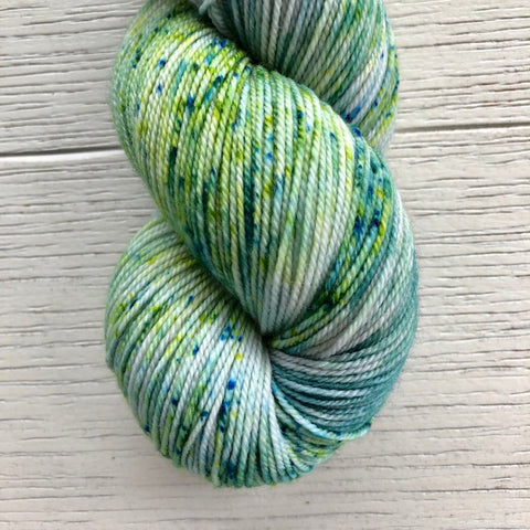 Monthly Colorway- Luscious Fingering September '19 Juice Box