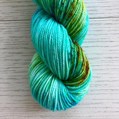 Monthly Colorway- Tasty DK August '20 Bayou Beignets