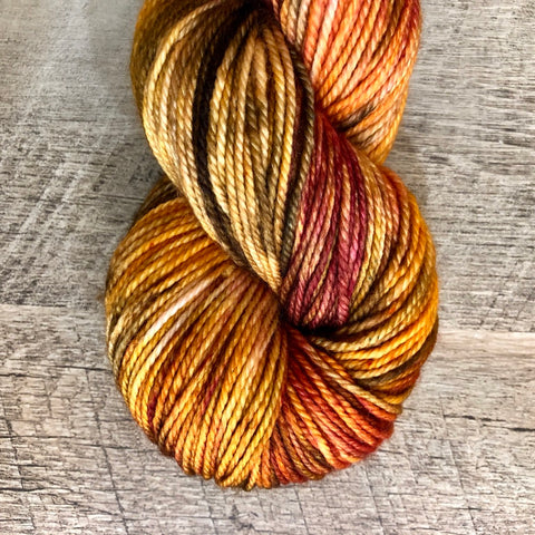 Monthly Colorway- Tasty DK October '18 Candy Bar