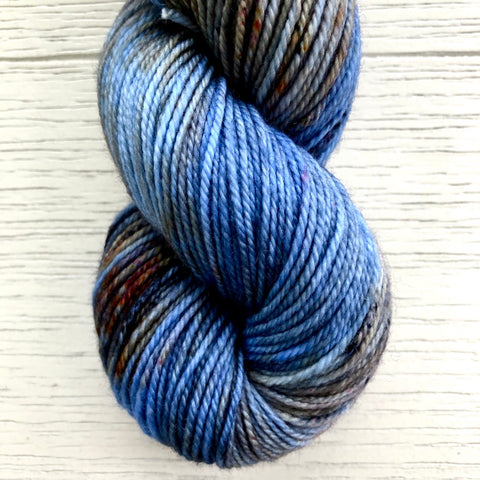 Monthly Colorway- Tasty DK October '20 Harvest Moon Pie
