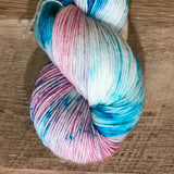Monthly Colorway- Yummy Fingering March '19 8th Candiversary