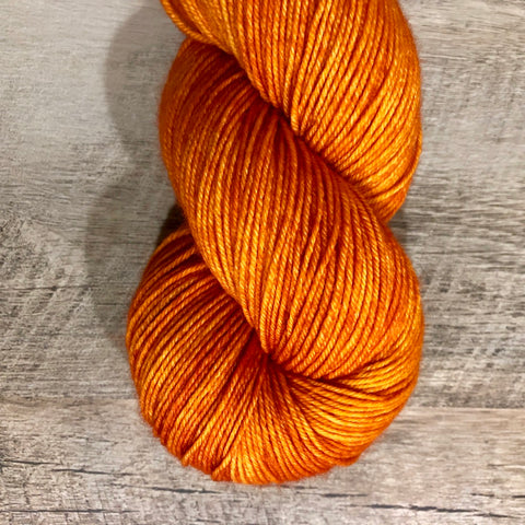 Monthly Colorway- Yummy Fingering November '18 Creamy Tomato Soup