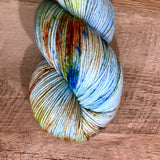 Monthly Colorway- Yummy Fingering April '19 Easter Egg