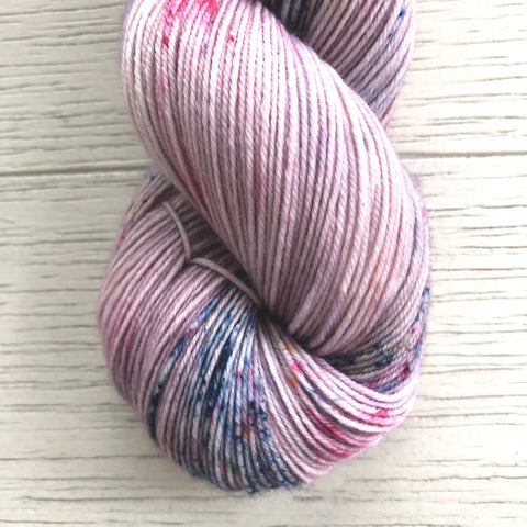 Monthly Colorway- Yummy Fingering February '20 Jelly Roll