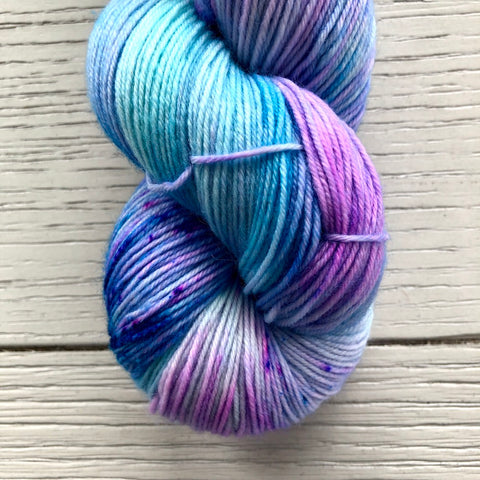 Monthly Colorway- Yummy Fingering September '20 Mermaid Macaron