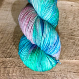 Yummy Fingering- Winter '18 Frosted Winterberry