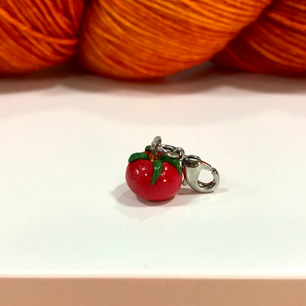 Monthly Stitch Marker- November '18 Creamy Tomato Soup