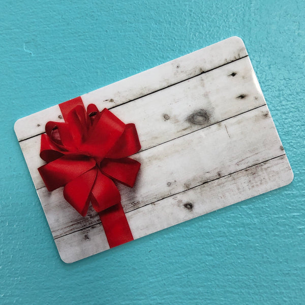 Candy Skein Gift Cards