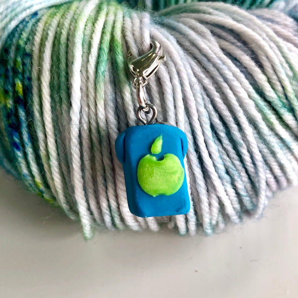 Monthly Stitch Marker- September '19 Juice Box
