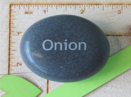 Herb Marker- Onion