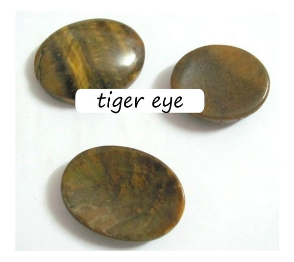 Worry Stones Tiger Eye