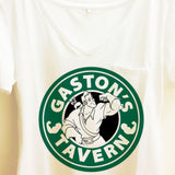 Gaston's Tavern Shirt | Beauty and the Beast