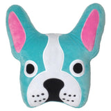 Iscream French Bulldog Pillow - Basically Bows & Bowties