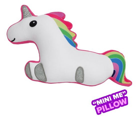 Iscream Mini Unicorn Scented Microbead Pillow - Basically Bows & Bowties