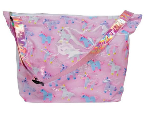 Iscream Unicorn and Stars Overnight Bag - Basically Bows & Bowties