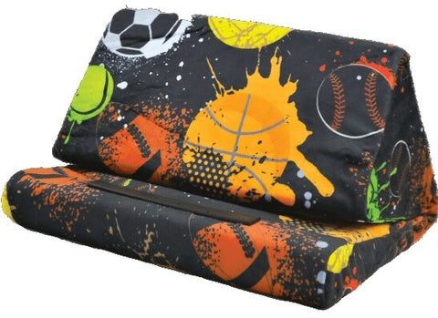 Iscream Graffiti Sports Tablet Pillow Basically Bows & Bowties