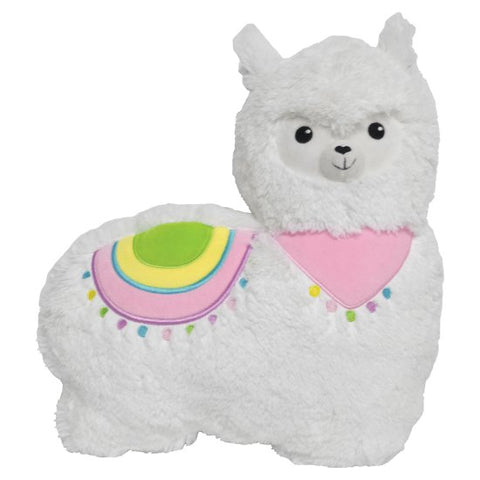 Iscream Llama Stuffed Animal/Embroidered Pillow - Basically Bows & Bowties