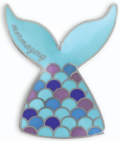 Iscream Mermaid Trinket Tray - Basically Bows & Bowties