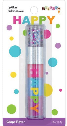 Iscream Happy Confetti Flavored Lip Gloss