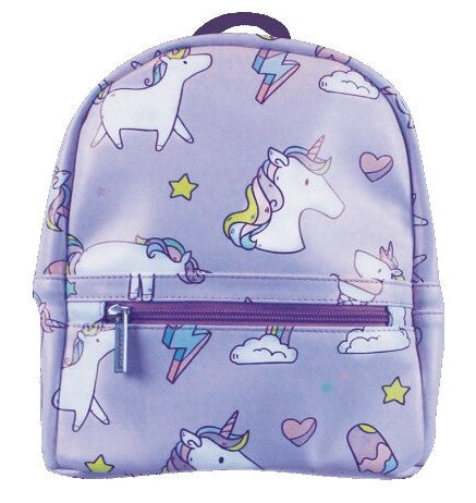 Iscream Mini Unicorn Wishes Backpack Basically Bows & Bowties