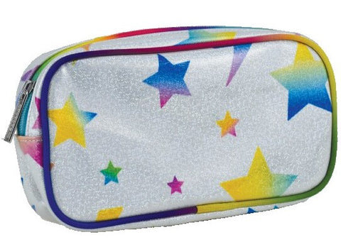 Iscream Stars and Lightning Small Cosmetic Bag Basically Bows & Bowties