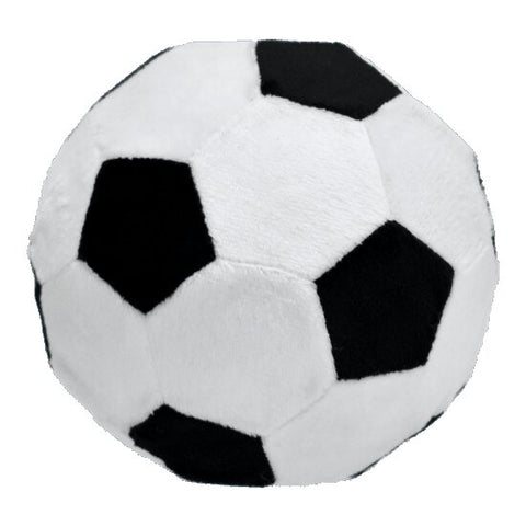 Iscream Soccer Ball 3D Slow Rise Pillow Basically Bows & Bowties