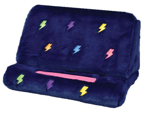Iscream Lightning Tablet Pillow Basically Bows & Bowties
