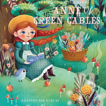 Lit for Little Hands: Anne of Green Gables Board Book