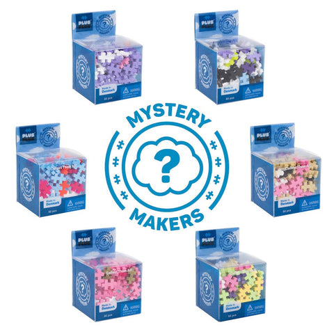 Plus-Plus Pets Mystery Makers