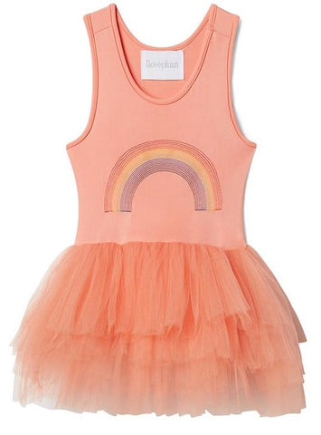 iloveplum Rainbow Tutu Basically Bows & Bowties