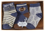 Mud Pie All Boy Sock Set
