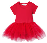 iloveplum Rosie Red Bestie Tutu Dress Basically Bows & Bowties
