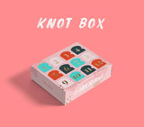 Baby Bling Advent Calendar Knot Box -FINAL SALE