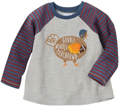 Mud Pie Gobble til you Wobble T-Shirt Basically Bows & Bowties