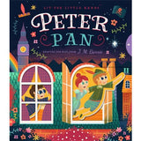 Familius Lit for Little Hands: Peter Pan Board Book