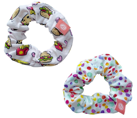 Baby Bling Snack Scrunchie 2 Pack