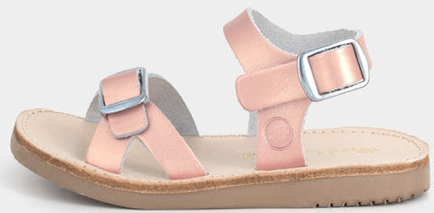 Freshly Picked Rose Gold Carmel Sandals - Basically Bows & Bowties