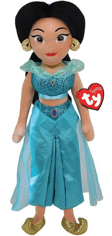 Ty Princess Jasmine Plush Doll