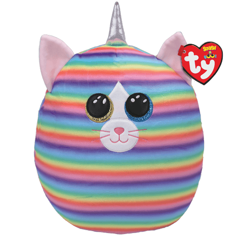 Ty Squish A Boo - Heather the Caticorn