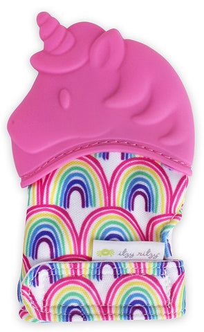 Itzy Ritzy Teething Mitt - Unicorn