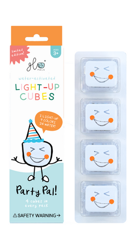 Glo Pals Party - Multi Color Light Up Cubes