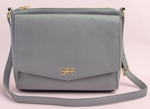 Freshly Picked Stone Classic Crossbody Basically Bows & Bowties