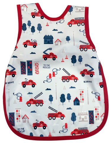 BapronBaby Be Brave Firefighter Toddler Bapron
