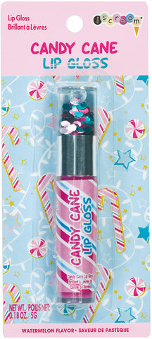 Iscream Candy Cane Lip Gloss