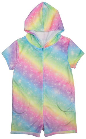 Iscream Shimmering Rainbow Romper