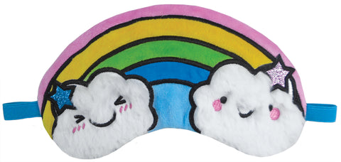 Iscream Happy Rainbow Eye Mask