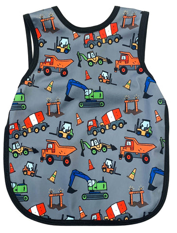 BapronBaby Construction Toddler Bapron