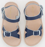 Freshly Picked Maritime Carmel Sandals - Basically Bows & Bowties